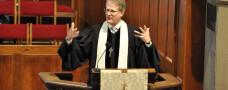Dan Love Preaching