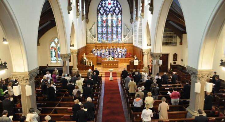 Welcome to Rye Presbyterian Church